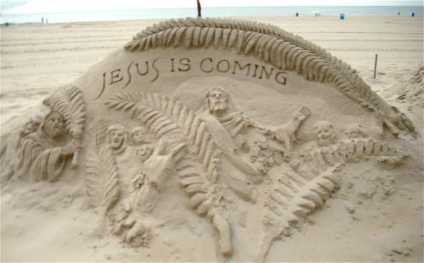 Sand art 3