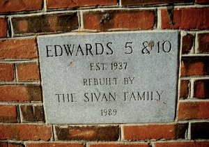 Edwards has operated at North Division Street and the Boardwalk for more than seven decades. The modern building dates to 1987.