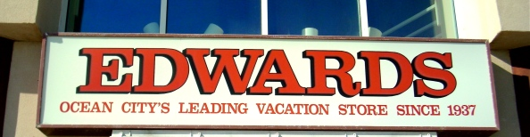 Edward Grau had stores in Hagerstown and other Maryland locations during the Depression. He started Edwards 5 & 10 on the Boardwalk in Ocean City in 1937.