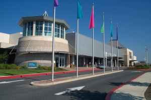 Ocean City, Maryland, Convention Center. Photo courtesy of the OC Dept. of Tourism.