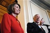 Speaker Nancy Pelosi and Majority Leader Steny Hoyer.