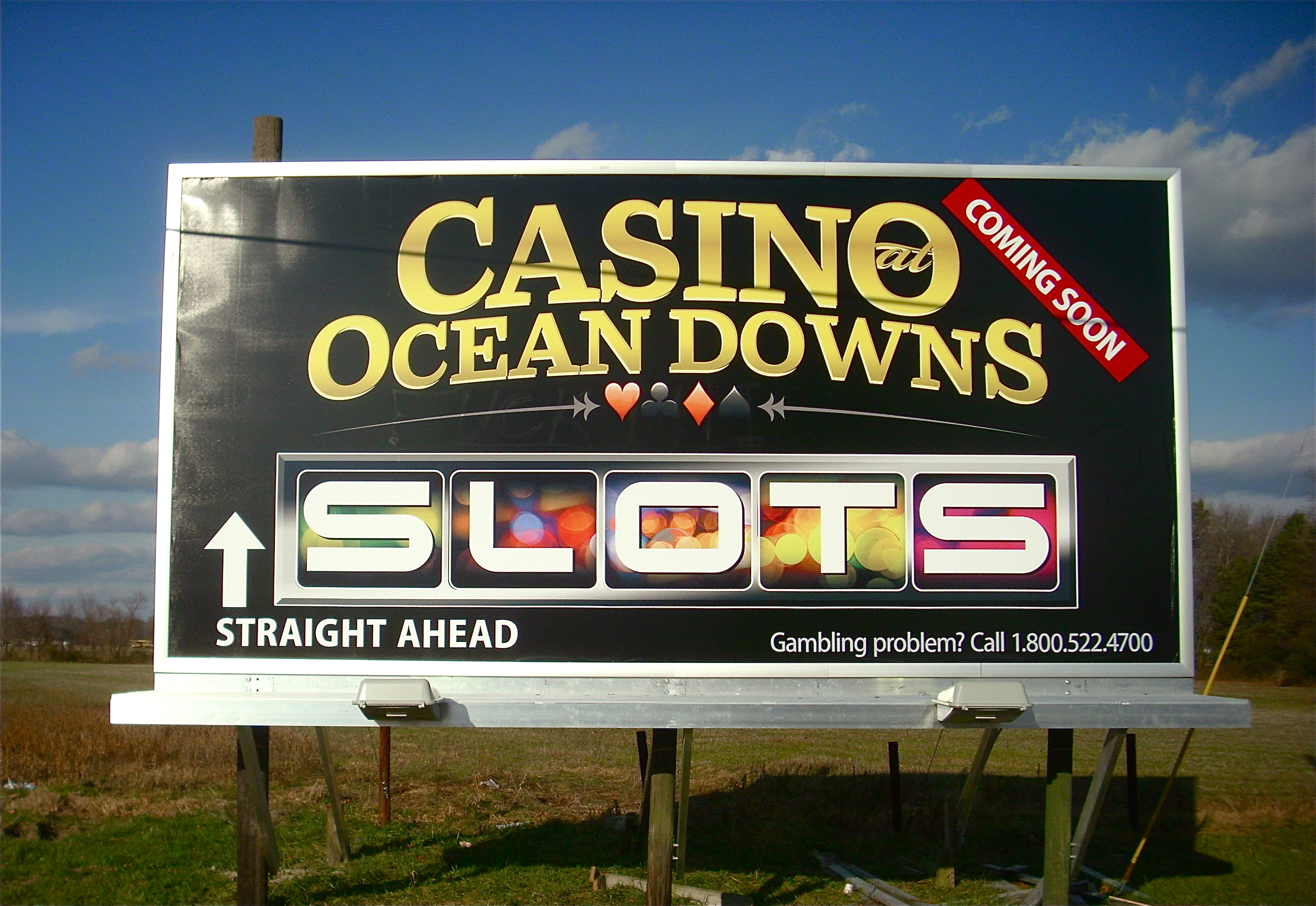 ocean downs casino ocean city md