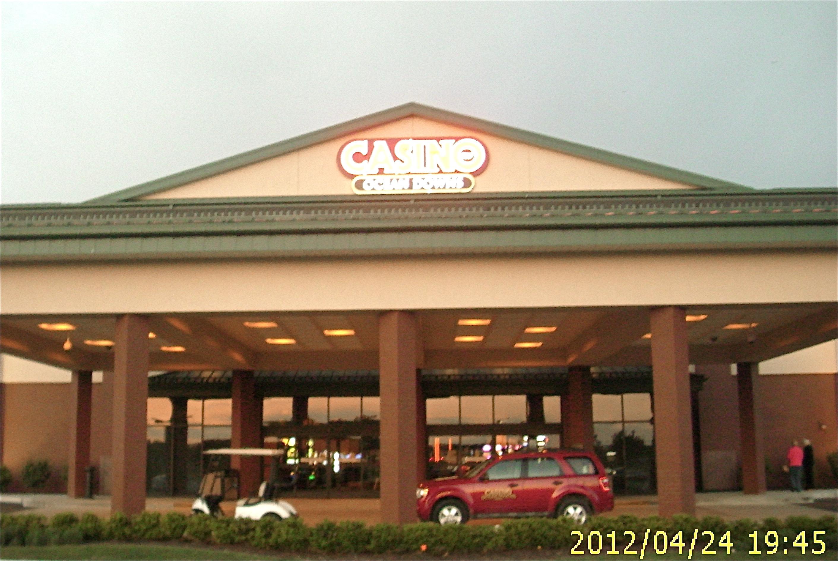 Ocean City Maryland Casino Hotels